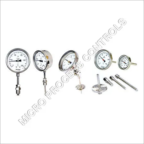 Bimetal Temperature Gauges