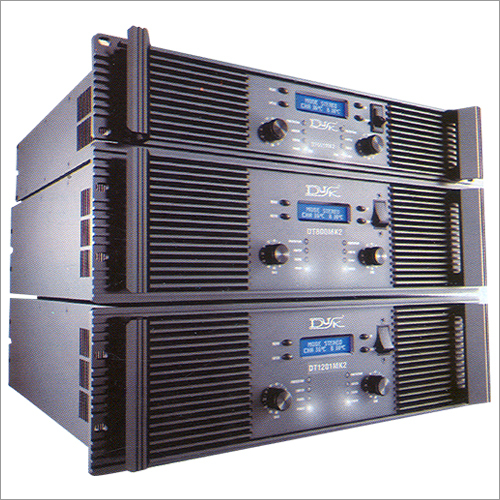 Professional Pa-Amplifiers