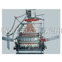 PLASTIC MAT LOOM MACHINE