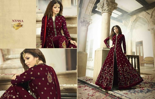 Designer and Heavy Anarkali Suit