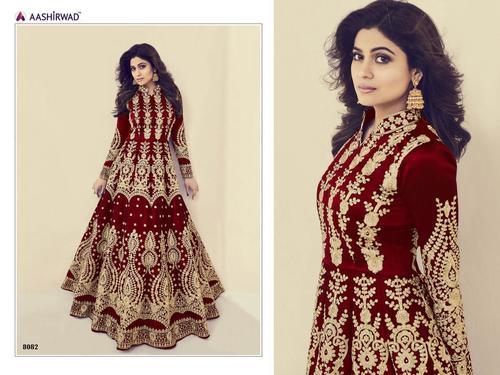 Designer and Havy Anarkali Suit