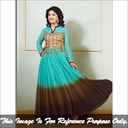 New Style Long Anarkali Suit