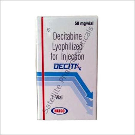 Decitabine Lyophilized for Injection 50Mg