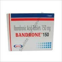 Bandrone 150 Ibandronate Acid Tablets