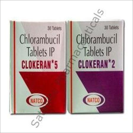 Clokeran Leukeran Chlorambucil