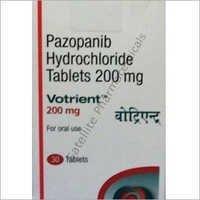 Pazopanib Hyd Tablet