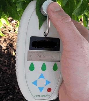Chlorophyll Concentration Meter