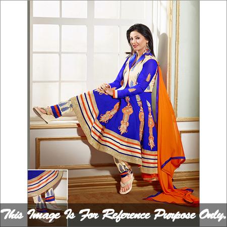 Buy OnlineLong Anarkali Suit