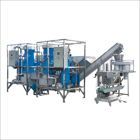 Ice Making & Packaging System