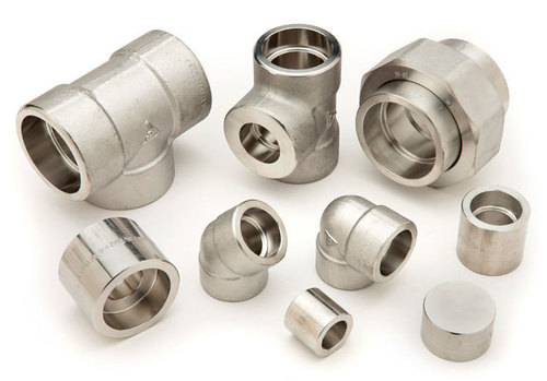 STAINLESS STEEL 316H FORGED FITTINGS