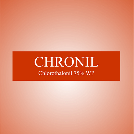 Chlorothalonil 75 % WP