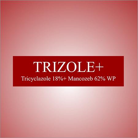 Tricyclazole 18 % + Mancozeb 62 % WP