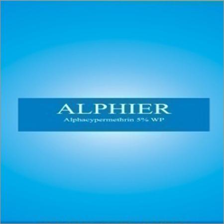 Alphacypermethrin 5 % WP