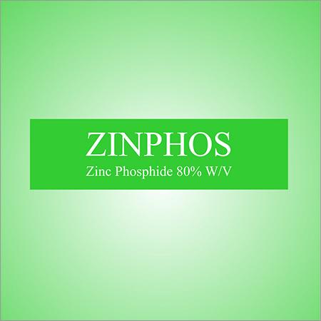 Zinc Phosphide 80 % W/V