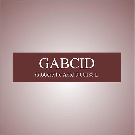 Gibberellic Acid 0.001 % L