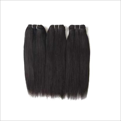Steam straight hair