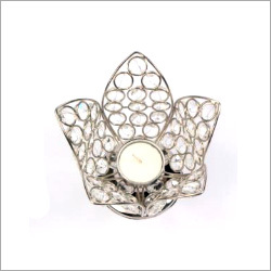 Crystal Lotus Votive