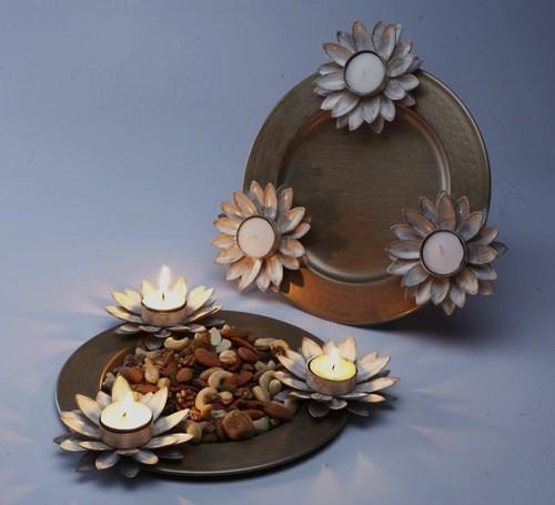 3 Lotus Platter