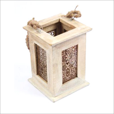 Wooden Shadow Lantern
