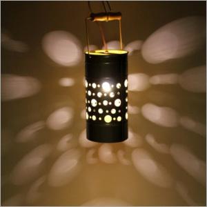 Yellow Box Lamp Shade