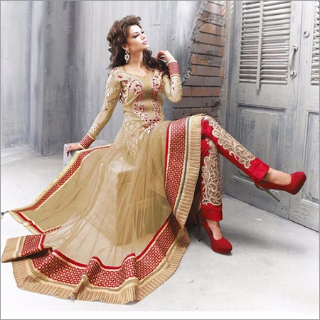 Exlusive Anarkali Suit