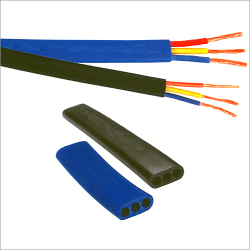 Submersible Flat Cable XLPE Type