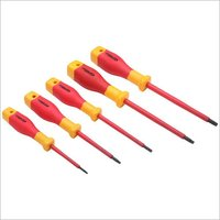 VDE 1000V Insulated Pozi Screwdriver