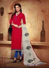 Reddy Chanderi Suit
