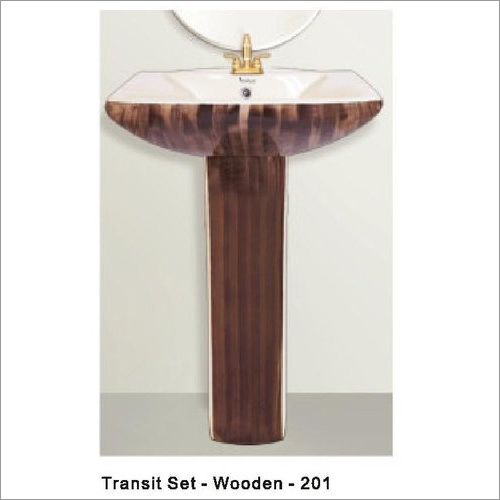 Transit Wooden Rustic Wash Basin 201