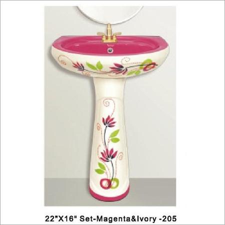 Magenta & Iovy Wash Basin 22