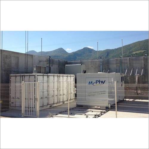 Hydrogen Storage Unit