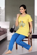 Cotton Ladies Night Wear