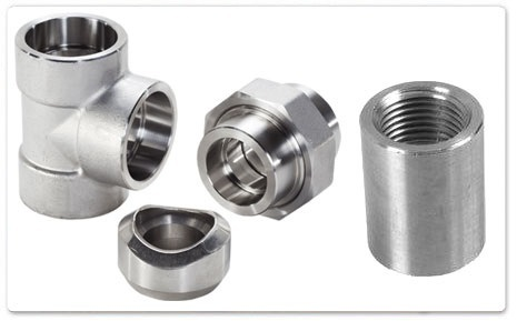 STAINLESS STEEL 347 FORGED FITTINGS