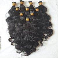 Natural Wavy Keratin Hair