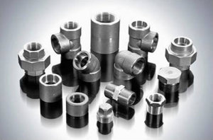STAINLESS STEEL DUPLEX FORGED FITTINGS F51