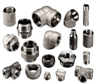 STAINLESS STEEL DUPLEX FORGED FITTINGS F52