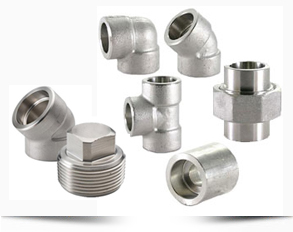 STAINLESS STEEL DUPLEX FORGED FITTINGS F55