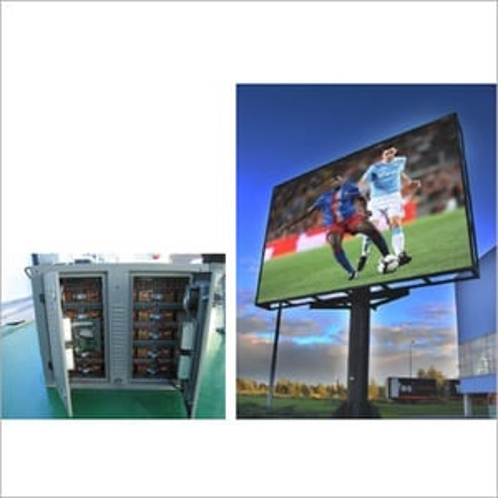 Outdoor Full Color LED Billboard