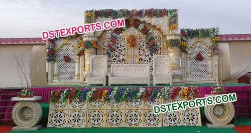 INDIAN WEDDING ULTIMATE STAGE SET