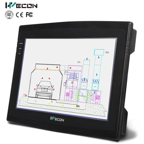 WECON HMI 7 INCH-LEVI-777A-TTS-VOICE ANNOUNCE