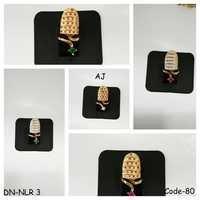 Designer ' Nail Ring
