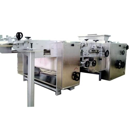 Soft Dough Forming Machine