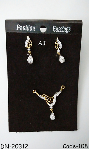 Diamond Mangalsutra Sets