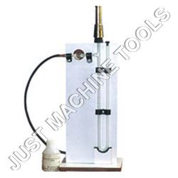 AIR PERMEABILITY APPARATUS(RIGDEN TYPE)