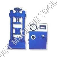 PILLAR TYPE COMPRESSION TESTING MACHINE