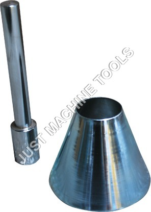 SAND ABSORPTION CONE AND TUMPER