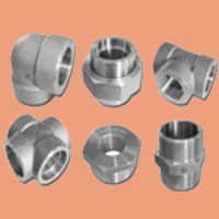 Nickel Alloys forged fittings UNS N02200