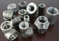 Nickel Alloys forged fittings UNS N02201