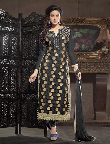 Straight Salwar Suits