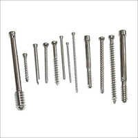 Medical Locking Screws
